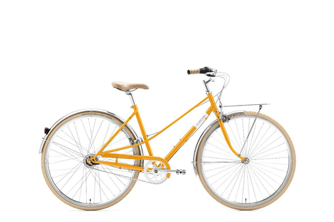 Rower Creme Caferacer Lady Uno Mango 3s 28""